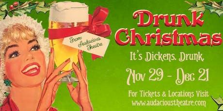 Drunk Christmas tickets