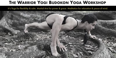 Budokon Yoga Workshop - The Warrior Yogi