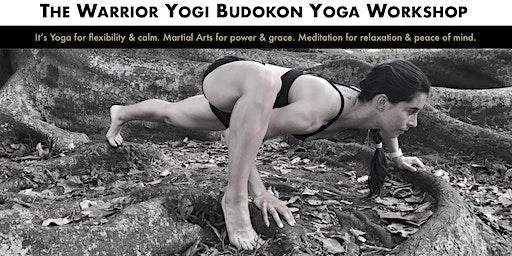 Budokon Yoga Workshop - The Warrior Yogi