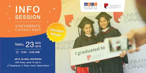 Info Session - University Canada West