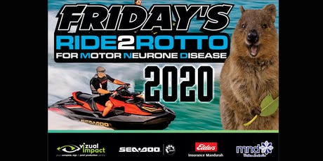Friday's Ride To Rotto For Motor Neurone Disease 2020 tickets