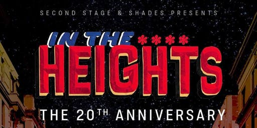Second Stage Presents: In the Heights