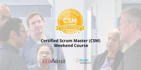 PERTH   AGILE Certified Scrum Master Course (CSM), WEEKEND 30th Nov-1st Dec tickets