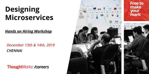 Designing Microservices - Hiring Workshop