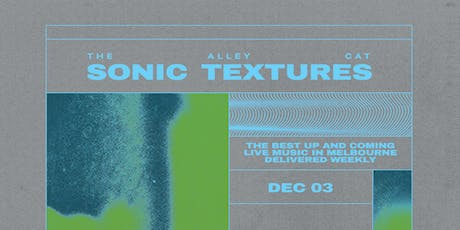 Gaia Scarf + Tombolo At Sonic Textures  tickets