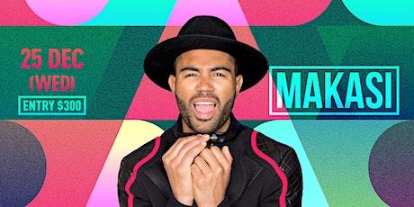 Club Cubic Presents Makasi tickets