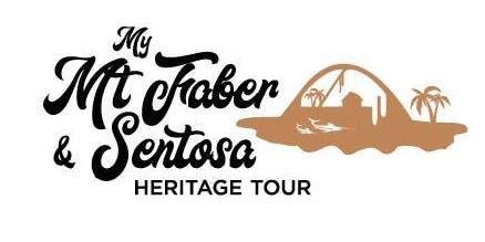 My Mt Faber & Sentosa Heritage Tour - Serapong Route (12 April 2020)