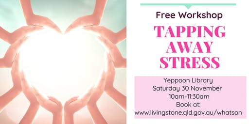 Tapping Away Stress