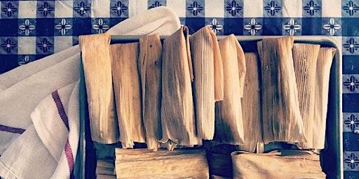 Learn to Make Handmade Tamales