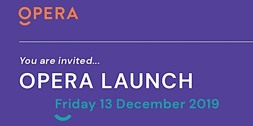 OPERA Project Launch