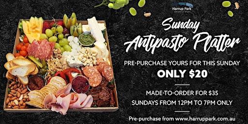 Sunday Antipasto Platter