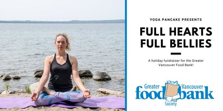 Yoga for the Greater Vancouver Food Bank tickets