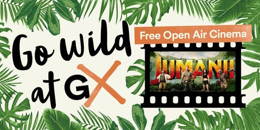 Ginninderry: FREE Screening of Jumanji: Welcome to the Jungle