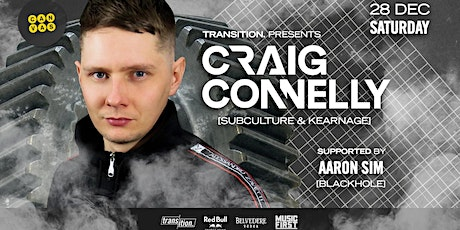 Transition ft Craig Connelly tickets