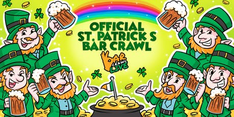 Official St. Patrick's Bar Crawl | Raleigh, NC tickets
