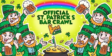 Official St. Patrick's Bar Crawl | Richmond, VA - Bar Crawl Live tickets