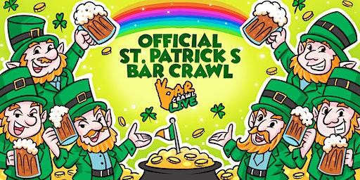 Official St. Patrick's Bar Crawl   Detroit, MI - Bar Crawl Live