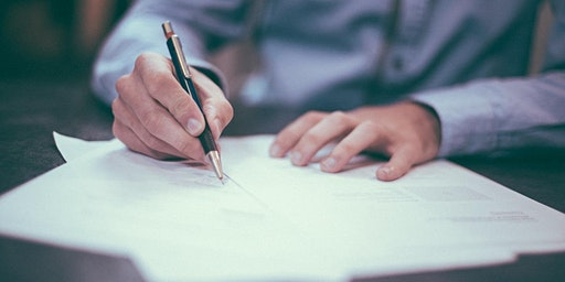 How to write your Will or EPA - Adult Event