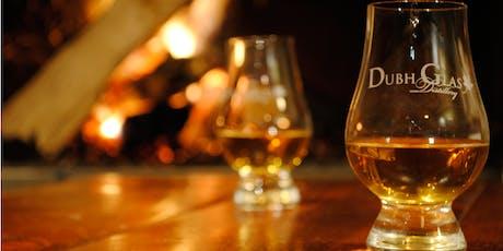 Dubh Glas Distillery fall single-malt release dinner - Sunday tickets