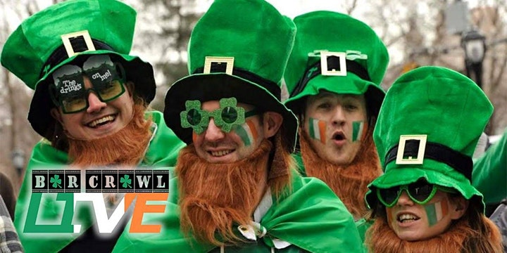 Official St. Patrick's Bar Crawl | Detroit, MI - (SOLD OUT) image