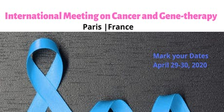 3rd International Meeting on Cancer and Gene-therapy billets