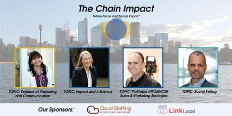 Business Chain Impact – Full day Seminar tickets