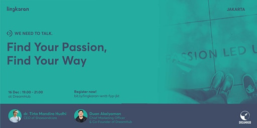 Find Your Passion, Find Your Way