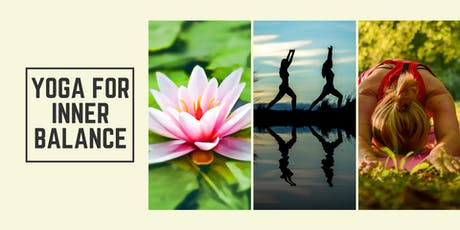 FREE Yoga for Inner Balance tickets