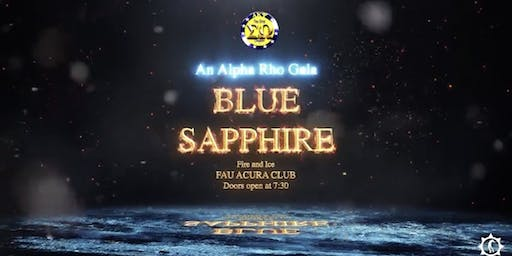 The ELITE Sigma Omega Chapter: Blue Sapphire Ceremony 2019