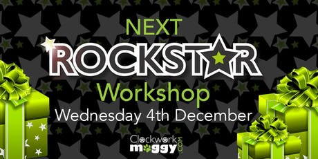 Brand Rockstar Workshop tickets