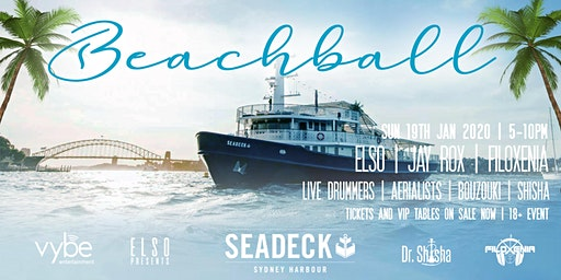 Beachball on Seadeck