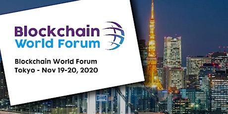 Blockchain World Forum 2020 - Tokyo tickets
