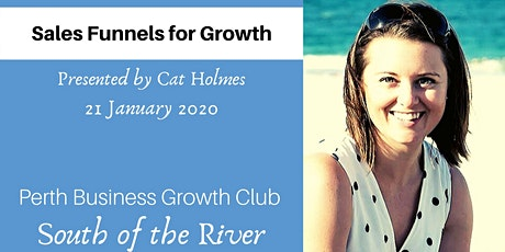 Sales Funnels for Business Growth tickets
