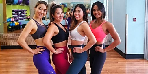 LADIES NIGHT @ ANYTIME FITNESS RICHMOND (NO. 5RD)