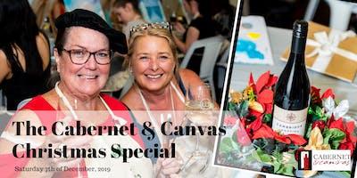 Cabernet & Canvas: Christmas Special