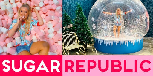 Fri Dec 20 - Sugar Republic CHRISTMASLAND