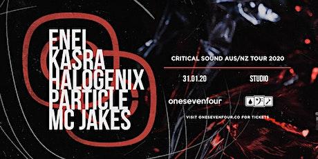 DropBassNZ presents Critical Sound - Auckland tickets