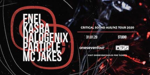 DropBassNZ presents Critical Sound - Auckland