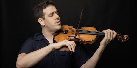 Violin & Verse: Rob Flex with Atlanta Poets @ Art-Haus Gallery on 12/04/19 tickets