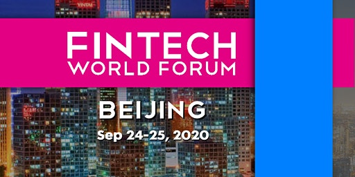FinTech World Forum 2020 - Beijing
