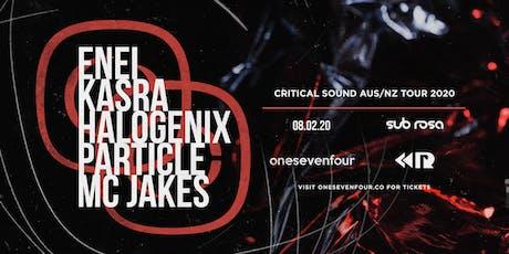 Critical Sound - Brisbane tickets