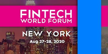 FinTech World Forum 2020 - New York tickets