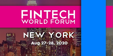 FinTech World Forum 2020 - New York tickets