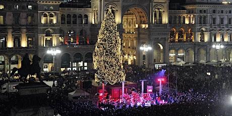 CFM /  Christmas Party Duomo21 - Aperitivo con Vista Albero di Natale biglietti
