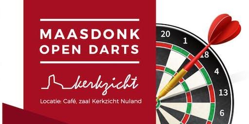 Maasdonk Open Darts Koppeltoernooi 2020