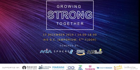 Growing Strong Together tickets