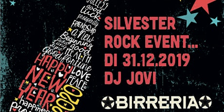 Silvester Rock Event 2020 Tickets