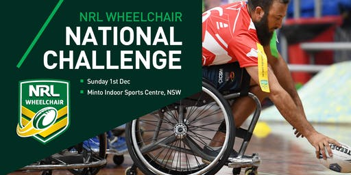 NRL Wheelchair National Challenge
