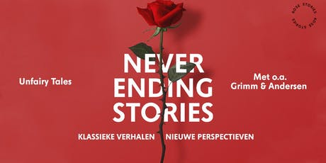 NeverEnding Stories: Unfairy Tales tickets