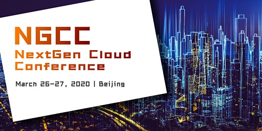 NexGen Cloud Conference 2020 - Beijing